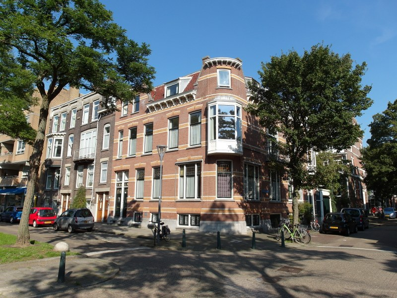 Pension Barendregt: rent a room, expat housing, student room, accommodation in Rotterdam Kralingen (30-12)